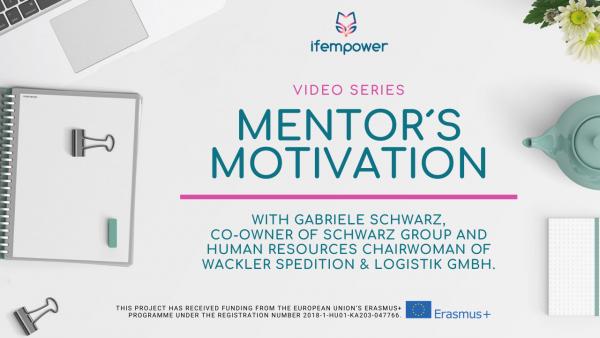 ifempower´s Mentor Motivation with Borbála Demeter