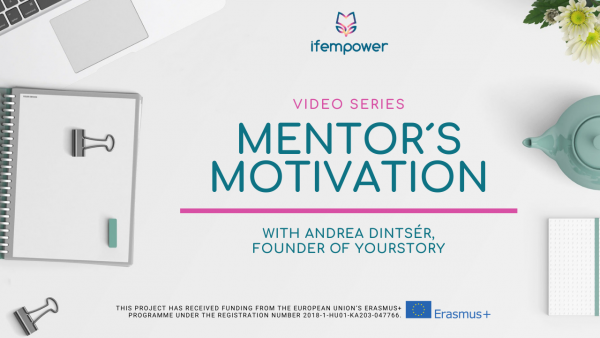 ifempower's Mentor Motivation with Andrea Dintsér