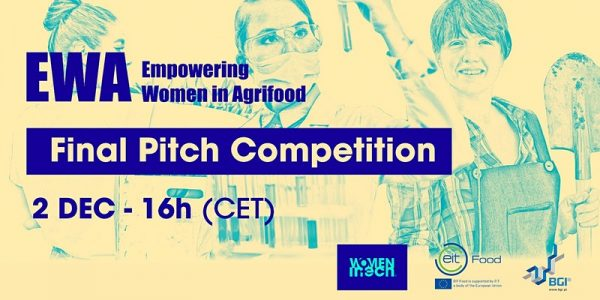 ifempower was represented at the EIT Food EWA Final Pitch Competition – Portugal